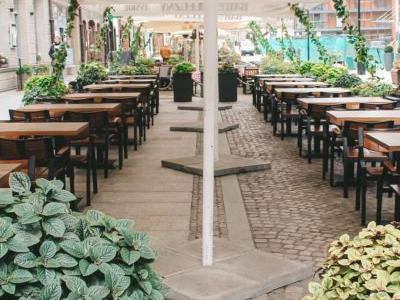 Ogródek gastronomiczny 4