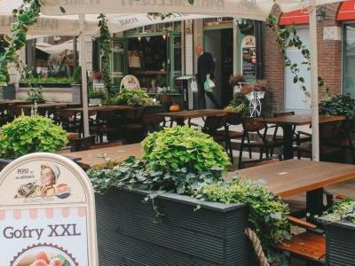 Ogródek gastronomiczny 6
